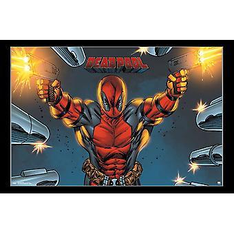 Deadpool - Target Poster Print