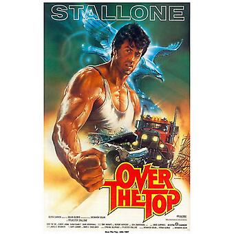 Over the Top Movie Poster (11 x 17)