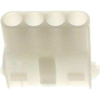 Caja de TE conectividad conector - cable Universal-MATE-N-LOK número de pernos 4 1-480703-0 1 PC