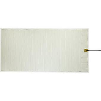 Chauffage de Polyester thermo feuille autocollante 230 V AC 50 W estimation d'IP IPX4 (L x P) 800 x 400 mm