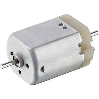 Miniature brushed motor Motraxx X-Train 285 12250 rpm