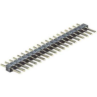 BKL Electronic 10120400 Terminal Strip, Straight Nominal current (details): 1 A