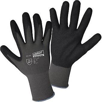 L+D worky FOAM SANDY 1160 Nylon Protective glove Size (luvas): 8, M EN 388 CAT II 1 Pair