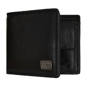 camel active Herren Geldbeutel Portemonnaie Geldbörse mit RFID-Chip Schutz Schwarz 7318