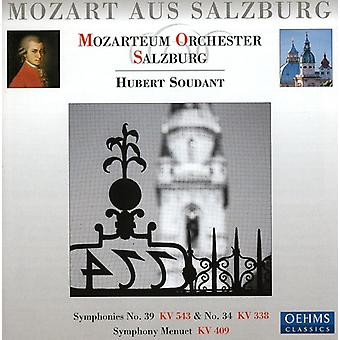 W.a. Mozart - Mozart Aus Salzburg, Vol. 1 [CD] USA import