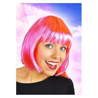 Perücken Perücke Sophia Hot Pink