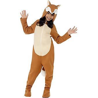 Fox Costume, Large Age 10-12