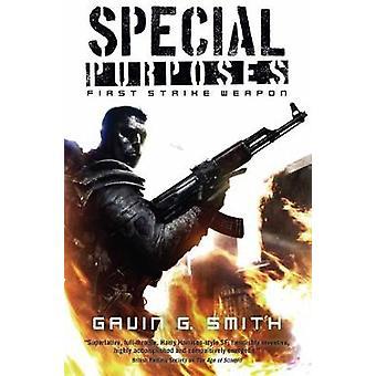 Speciella ändamål av Gavin Smith - 9781781085219 bok