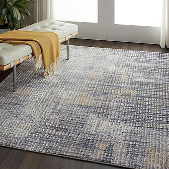 Urd06 de alfombras decoración urbana por Nourison en gris y marfil