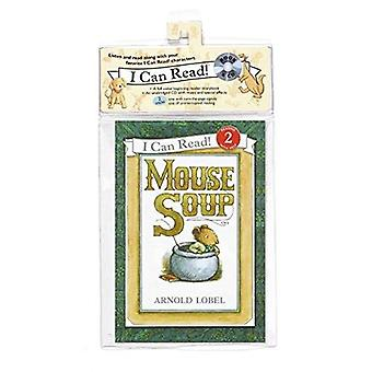Mouse Soup with CD (Audio) (I Can Read Book 2)