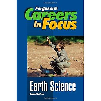 Earth Science (Ferguson's Careers in Focus)