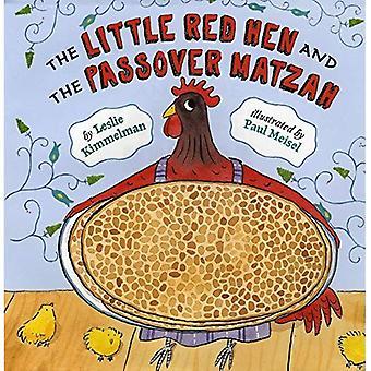 La petite poule rouge et la matsa de Pâque