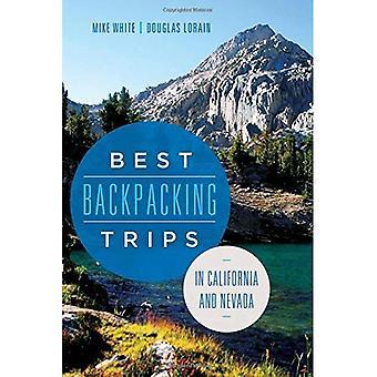 Beste backpacken reizen in Californië en Nevada