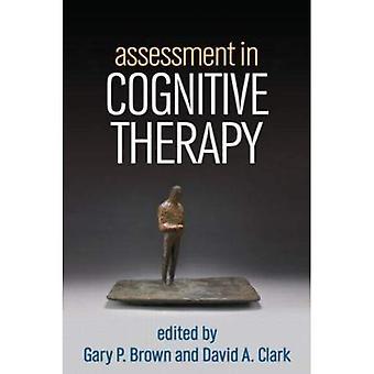 Bedömning i Kognitiv terapi
