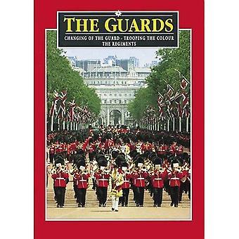 De bewakers: Veranderen de garde - Trooping The Colour - de regimenten