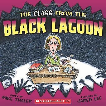 De klasse from the Black Lagoon (zwarte lagune (8 x 8) - databasebron moet worden gestuurd)