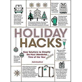 Vacanze Hacks: Facili soluzioni per semplificare il momento più bello dell'anno (hack)