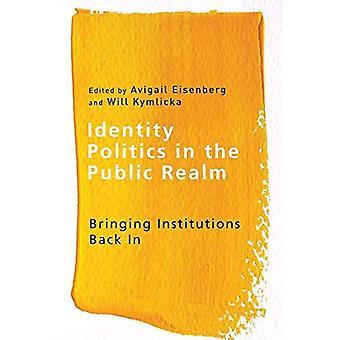Politique de l'identité dans l'espace Public
