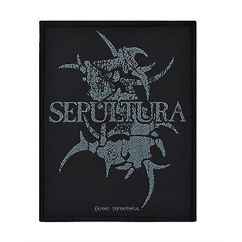 Sepultura Logo Woven Patch