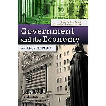 Bestuur en economie een encyclopedie door Dieterle & David