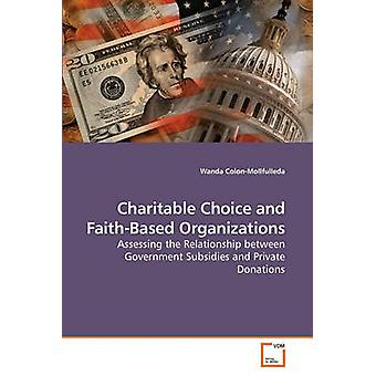 Karitative Wahl und FaithBased Organisationen von ColonMollfulleda & Wanda