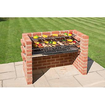 Black Knight Brick Barbecue Kit BKB804