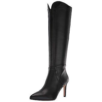Adrienne Vittadini Womens Nalani Closed Toe Knee High Fashion Boots