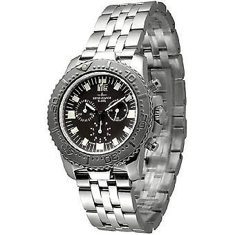 Zeno-watch mens orologio di Hercules Cronografo 3654Q-a1M