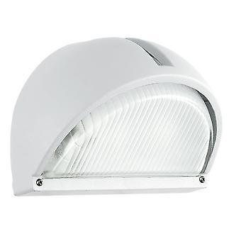 EGLO (89768) Onja Utomhus vägg ljus i vitt