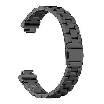 Watch strap compatible with Fitbit Inspire-Black