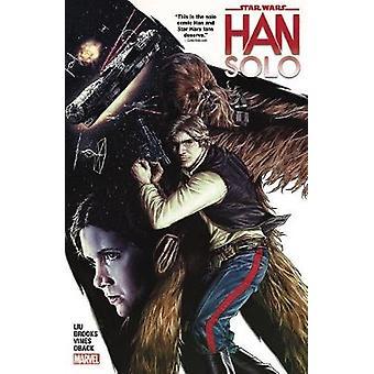 Star Wars - Han Solo by Marjorie M. Liu - Mark Brooks - 9780785193210