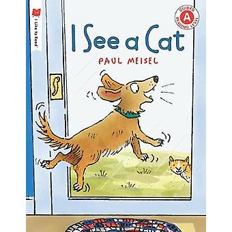I See a Cat by Paul Meisel - 9780823439737 Book