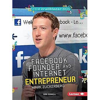 Facebook Founder and Internet Entrepreneur Mark Zuckerberg by Kari Co