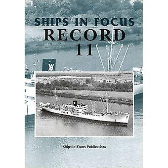 Ships in Focus Record 11 by Ships In Focus Publications - 97819017030