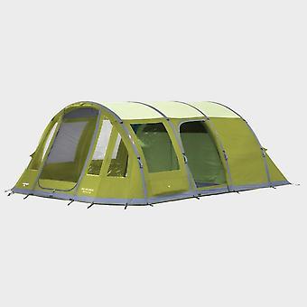 New Vango Iris 600 XL Family Tent Camping Outdoors Green