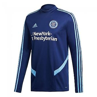 2019-2020 New York City Adidas Training Top (Navy)