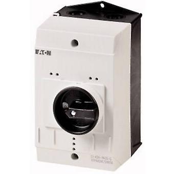 Eaton CI-K2-PKZ0-NA-G Enclosure + interruptor rotativo (L x W x H) 130 x 100 x 160 mm Preto, Cinza 1 pc(s)