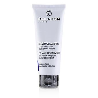 Delarom Eye Make-up Remover Gel - For Normal To Sensitive Skin - 75ml/2.5oz