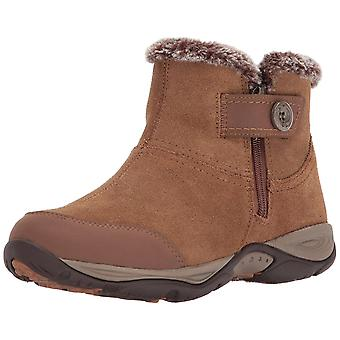 Easy Spirit Womens Eliria Fabric Closed Toe Ankle Cold Weather Boots