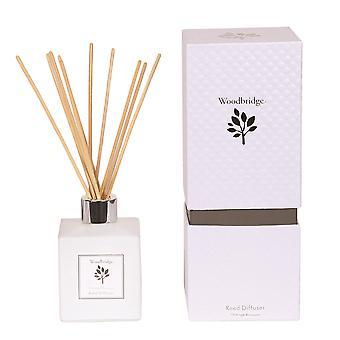 Woodbridge Luxury Scented Reed  Diffuser 120ml Natural Essential Oils Orange Blossom