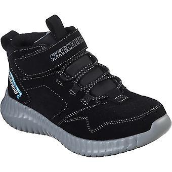 Skechers Boys Elite Flex Waterproof Mid Top Walking Boots