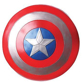 Captain America 12 In Shield