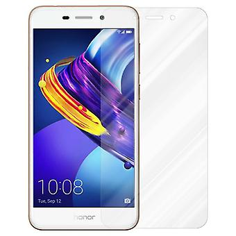 Cadorabo Tank Foil for Honor 6C - Protective Film in KRISTALL KLAR - Tempered Display Protective Glass in 9H Hardness with 3D Touch Compatibility