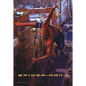 Spiderman 2 (Street Reprint) (2004) Reprint Cinema Poster