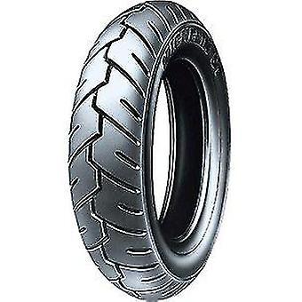 Pneus Moto Michelin S1 ( 3.00-10 TT/TL 50J roue arrière, Roue avant )