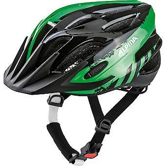 Alpina FB Junior 2.0 bike helmet for kids / / black/green