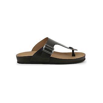 Docksteps - Shoes - Flip Flops - VEGA-2284_BLACK - Men - Schwartz - 44