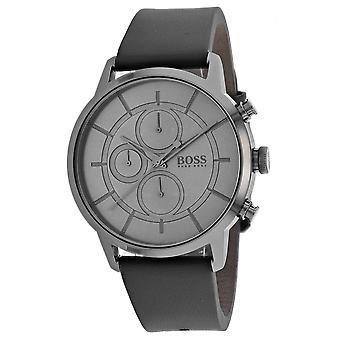 Hugo Boss Men's Architectural Grey Dial Watch - 1513570