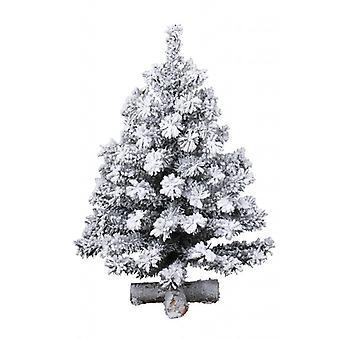 Kaemingk Snowy Toronto Christmas Tree