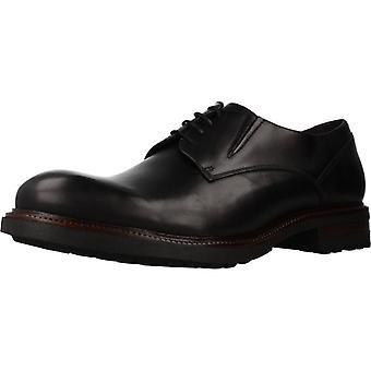 Sergio Serrano Dress Shoes 11002 110 Color Black